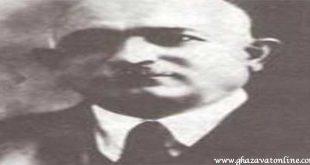 عبدالحسین شیبانی معروف به وحید الملک