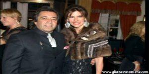 کریستینا استرادا و شیخ ولید جفالی