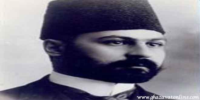 حسن پیرنیا معروف به مشیر الدوله