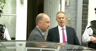 تونی بلر؛ نخست وزیر سابق انگلستان