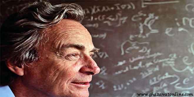 دکتر ریچارد فیلیپس فایمن فیزیکدان