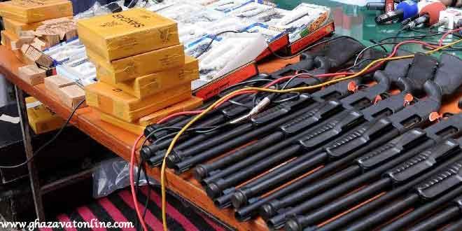 سلاح و مهمات