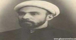 حاج شیخ اسد الله ممقانی
