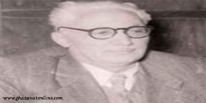 سید جمال الدین سادات اخوی مشهور به جمال اخوی