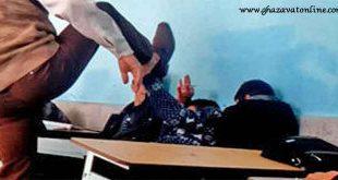 تنبیه بدنی دانش آموز