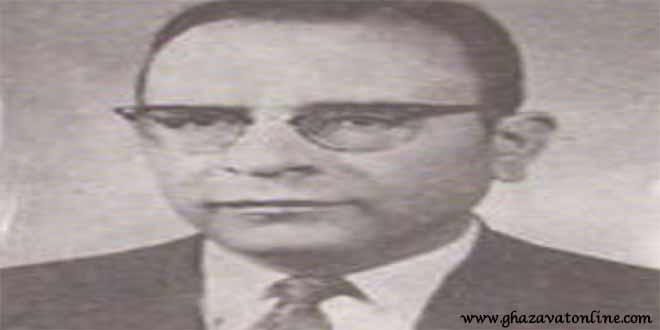 دکتر علی اکبر شهابی