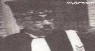 سید علی حائری شاه باغ