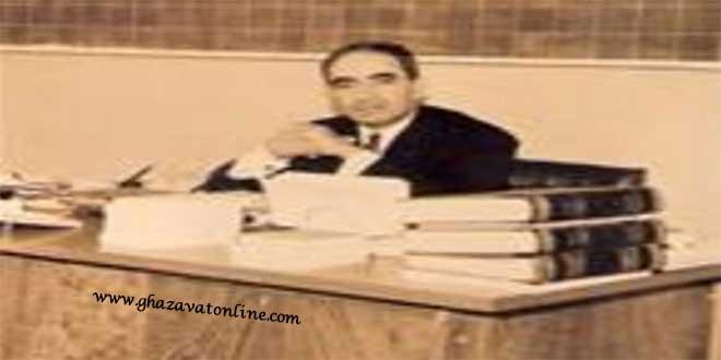 دکتر محمد علی معتمد