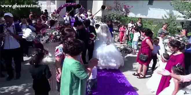 عروسی در تاجیکستان