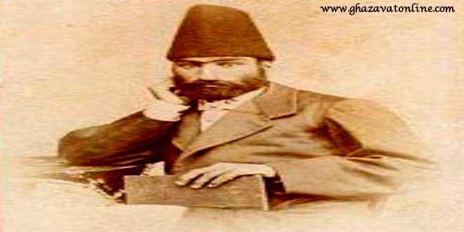 میرزا محمد علی محلاتی
