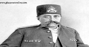 مظفرین شاه قاجار