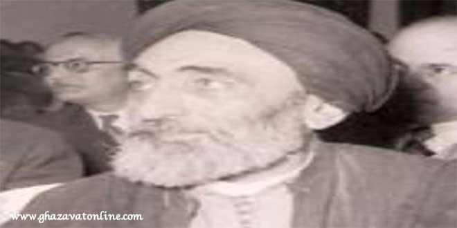 سید محمد مشکوه