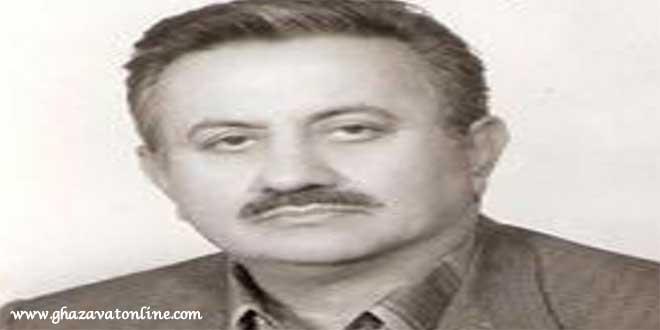 غلامرضا حجتی اشرفی
