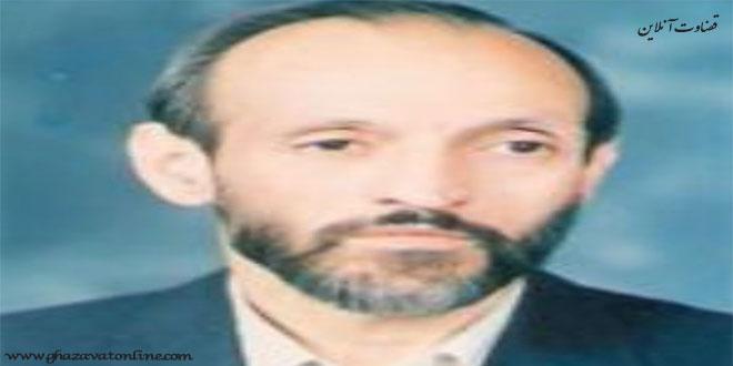 دکتر سید محمود مصطفوی کاشانی